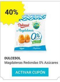 Oferta de Magdalenas Dulcesol por