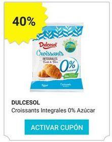Oferta de Croissants integrales Elosol por