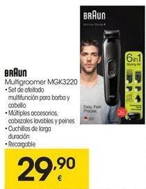 Oferta de Barbero Braun por 29,9€