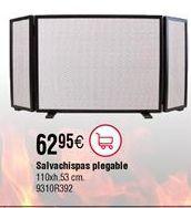 Oferta de Salvachispas plegable por 62,95€
