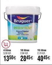 Oferta de Pintura Bruguer por 40,45€