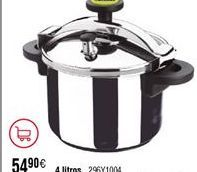Oferta de Olla a presión MONIX Classica por 54,9€