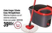 Oferta de Set de limpieza VILEDA Easy Wring&Clean por 39,9€