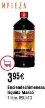 Oferta de Encendedor Líquido MASSÓ Fuegonet por 3,95€