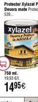 Oferta de Protector de madera por 14,95€