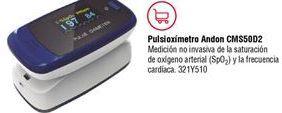 Oferta de Pulsioxímetro ANDON CMS50D2 por