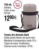 Oferta de Termos ARC QUID Arizona por 12,9€