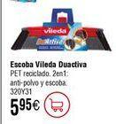 Oferta de Escoba Duactiva VILEDA por 5,95€