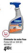 Oferta de Limpiador antimoho PASO por 4,9€