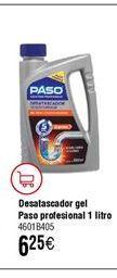 Oferta de Desatascador profesional PASO por 6,25€