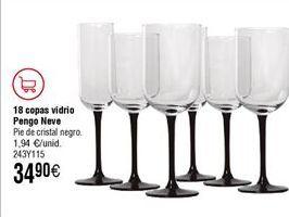 Oferta de Juego 18 copas Pengo Nieve por 34,9€