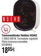 Oferta de Termoventilador Habitex por 18,95€
