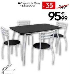 Oferta de Mesa de comedor por 95,99€