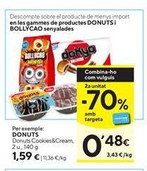 Oferta de Donuts Donuts por 1,59€