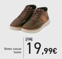 Oferta de Botas casual hombre  por 19,99€