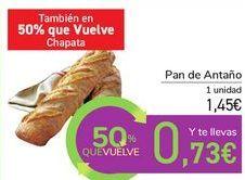 Oferta de Pan de Antaño por 1,45€