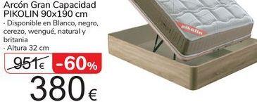 Oferta de Arcón Gran Capacidad PIKOLIN por 380€