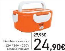 Oferta de Fiambrera eléctrica  por 24,9€