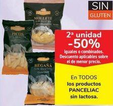 Oferta de En TODOS los productos PANCELIAC Sin lactosa  por