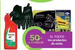 Oferta de En TODOS los productos de moto por