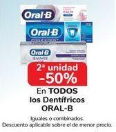 Oferta de En TODOS los Dentiífricos ORAL-B por