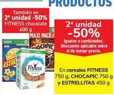 Oferta de En cereales FITNESS, CHOCAPIC y ESTRELLITAS  por