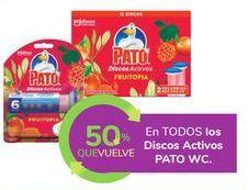 Oferta de En TODOS los Discos Activos PATO WC por