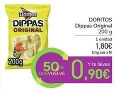 Oferta de DORITOS Dippas Original por 1,8€