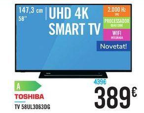 Oferta de TV 59UL3063DG TOSHIBA por 389€