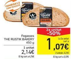 Oferta de Hogaza The Rustik Bakery por 2,14€