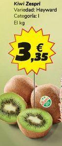 Oferta de Kiwi Zespri por 3,35€