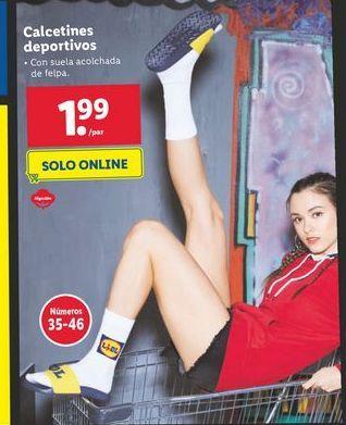 Oferta de Calcetines Deportivos por 1,99€