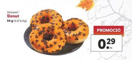 Oferta de Donut 54 g Halloween por 0,29€