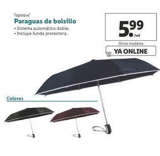Oferta de Paraguas Top Move por 5,99€