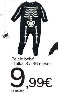 Oferta de Pelele bebé por 9,99€