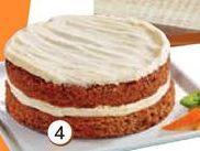 Oferta de Tarta de zanahoria y crema de queso Carrefour por 8,5€