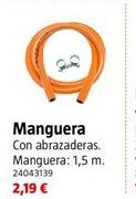 Oferta de Manguera por 2,19€