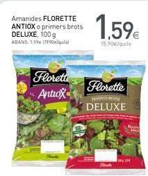 Oferta de Ensaladas Florette por 1,59€