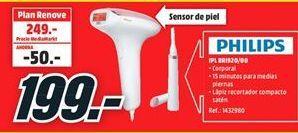 Oferta de Depiladora Philips por 199€