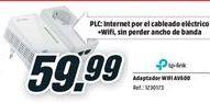Oferta de Plc TP-LINK por 59,99€
