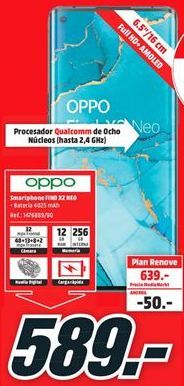 Oferta de Smartphones por 589€