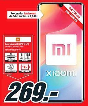 Oferta de Smartphones Xiaomi por 269€