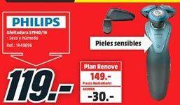 Oferta de Afeitadora Philips por 119€