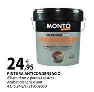 Oferta de Pintura anticondensación monto por 24,95€