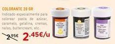 Oferta de Colorante por 2,45€