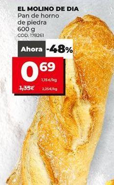 Oferta de Pan de barra por 1,35€