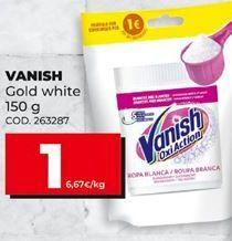 Oferta de Detergente líquido Vanish por 1€