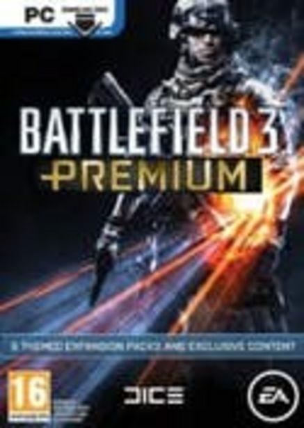 Oferta de PC Battlefield 3 Premiun Service por 10,44€