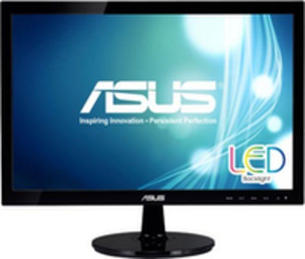Oferta de Asus Monitor 18.5&quot VS197DE por 74,28€