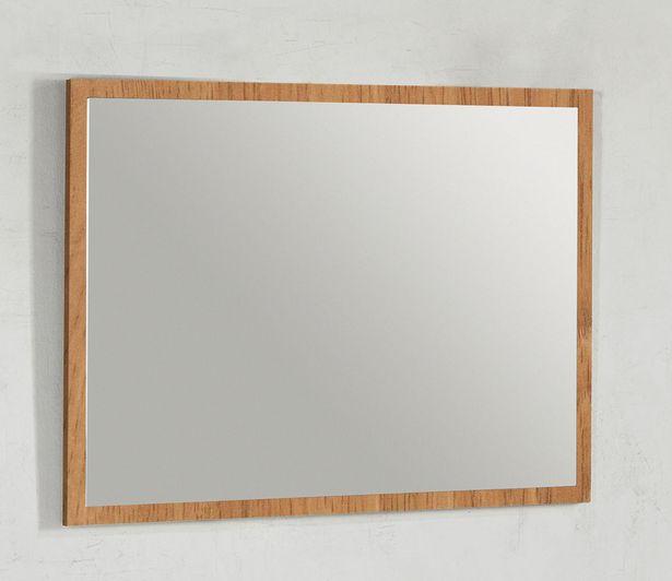 Oferta de ESPEJO ROBLE 60 x 80 cm por 35,95€